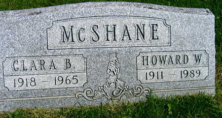 MCSHANE, HOWARD W. - Linn County, Iowa | HOWARD W. MCSHANE