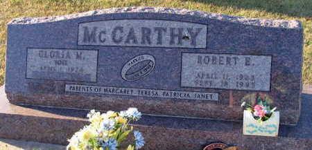 MCCARTHY, ROBERT E. - Linn County, Iowa | ROBERT E. MCCARTHY