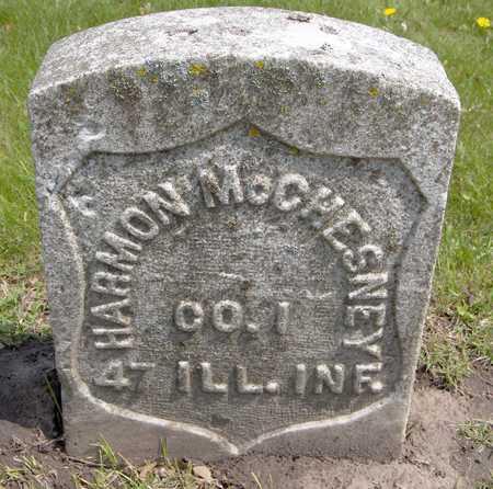 MCCHESNEY, HARMON - Linn County, Iowa | HARMON MCCHESNEY