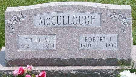MCCULLOUGH, ETHEL - Linn County, Iowa | ETHEL MCCULLOUGH