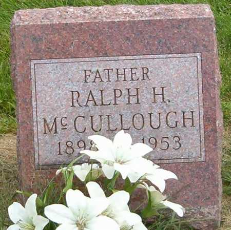 MCCULLOUGH, RALPH - Linn County, Iowa | RALPH MCCULLOUGH