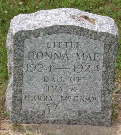MCGRAW, DONNA MAE - Linn County, Iowa | DONNA MAE MCGRAW
