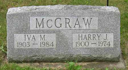 MCGRAW, HARRY J. - Linn County, Iowa | HARRY J. MCGRAW