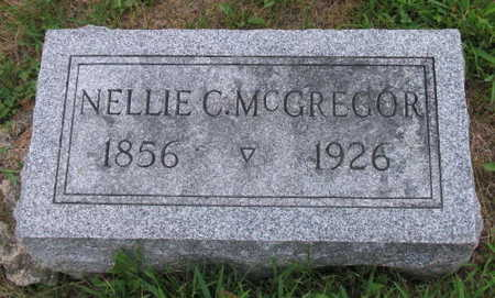MCGREGOR, NELLIE C. - Linn County, Iowa | NELLIE C. MCGREGOR