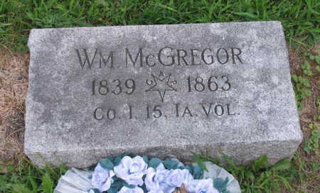 MCGREGOR, WM - Linn County, Iowa | WM MCGREGOR