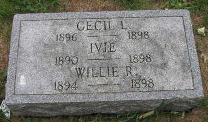 MCNEE, WILLIE R. - Linn County, Iowa | WILLIE R. MCNEE