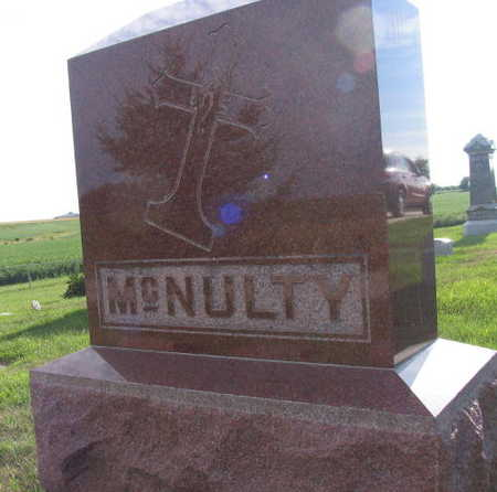 MCNULTY, FAMILY STONE - Linn County, Iowa | FAMILY STONE MCNULTY