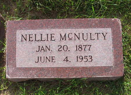 MCNULTY, NELLIE - Linn County, Iowa | NELLIE MCNULTY