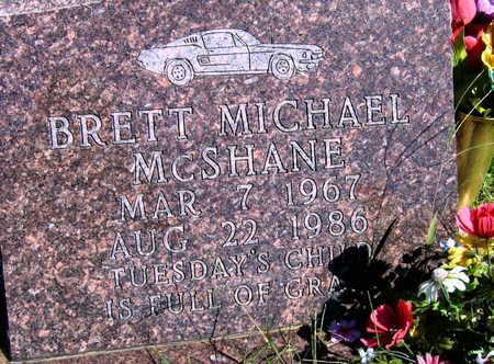 MCSHANE, BRETT MICHAEL - Linn County, Iowa | BRETT MICHAEL MCSHANE
