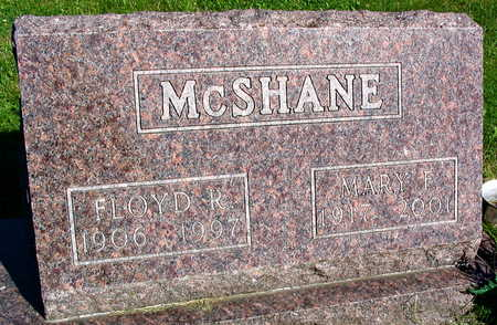 MCSHANE, MARY F. - Linn County, Iowa | MARY F. MCSHANE