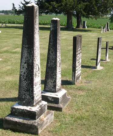 MCVAY, FAMILY PLOT - Linn County, Iowa | FAMILY PLOT MCVAY