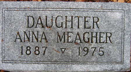 MEAGHER, ANNE - Linn County, Iowa | ANNE MEAGHER