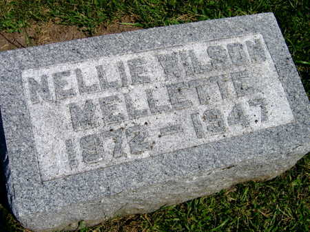 MELLETTE, NELLIE - Linn County, Iowa | NELLIE MELLETTE