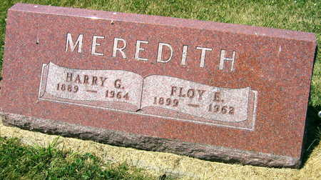 MEREDITH, HARRY G. - Linn County, Iowa | HARRY G. MEREDITH