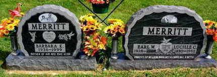 MERRITT, BARBARA K. - Linn County, Iowa | BARBARA K. MERRITT