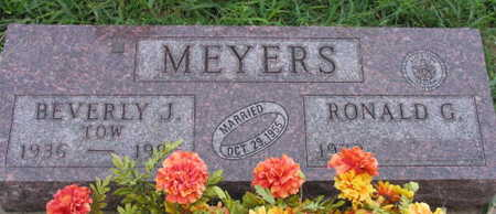 MEYERS, BEVERLY J. - Linn County, Iowa | BEVERLY J. MEYERS