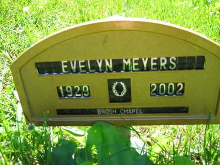 MEYERS, EVELYN - Linn County, Iowa | EVELYN MEYERS