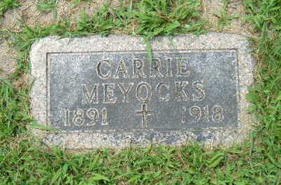 YUNKER MEYOCKS, CARRIE - Linn County, Iowa | CARRIE YUNKER MEYOCKS