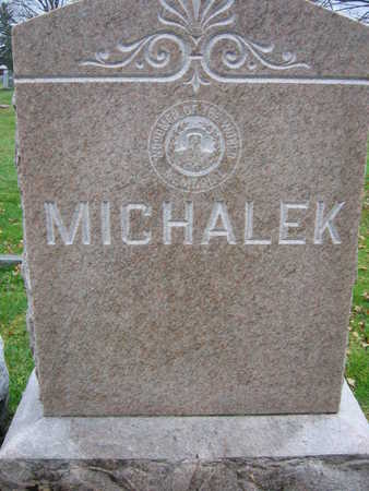 MICHALEK, FAMILY STONE - Linn County, Iowa | FAMILY STONE MICHALEK