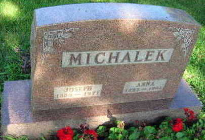 MICHALEK, JOSEPH - Linn County, Iowa | JOSEPH MICHALEK