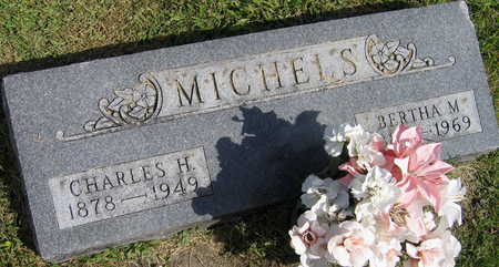 MICHELS, CHARLES H. - Linn County, Iowa | CHARLES H. MICHELS