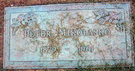 MIKOLASKO, PETER - Linn County, Iowa | PETER MIKOLASKO