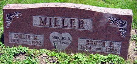 MILLER, EMILE M. - Linn County, Iowa | EMILE M. MILLER
