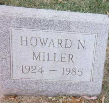 MILLER, HOWARD N. - Linn County, Iowa | HOWARD N. MILLER