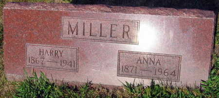 MILLER, HARRY - Linn County, Iowa | HARRY MILLER