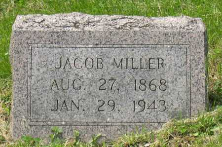 MILLER, JACOB - Linn County, Iowa | JACOB MILLER