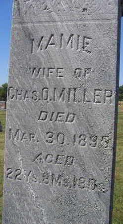 MILLER, MAMIE - Linn County, Iowa | MAMIE MILLER