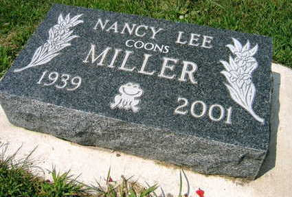 COONS MILLER, NANCY LEE - Linn County, Iowa | NANCY LEE COONS MILLER