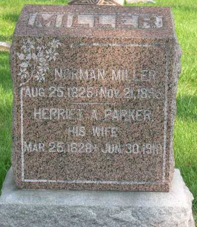MILLER, HARRIET A. - Linn County, Iowa | HARRIET A. MILLER