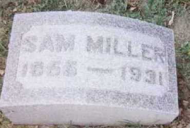 MILLER, SAM - Linn County, Iowa | SAM MILLER