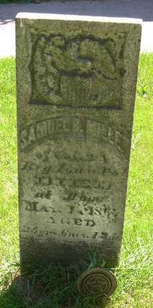 MILLER, SAMUEL B. - Linn County, Iowa | SAMUEL B. MILLER