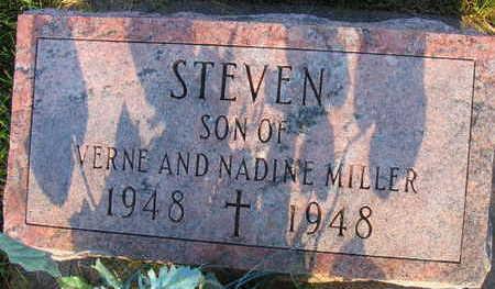 MILLER, STEVEN - Linn County, Iowa | STEVEN MILLER