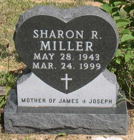 MILLER, SHARON R. - Linn County, Iowa | SHARON R. MILLER