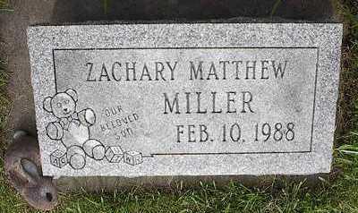 MILLER, ZACHARY M. - Linn County, Iowa | ZACHARY M. MILLER