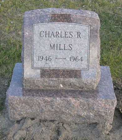 MILLS, CHARLES R. - Linn County, Iowa | CHARLES R. MILLS