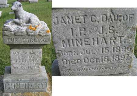 MINEHART, JANET C. - Linn County, Iowa | JANET C. MINEHART