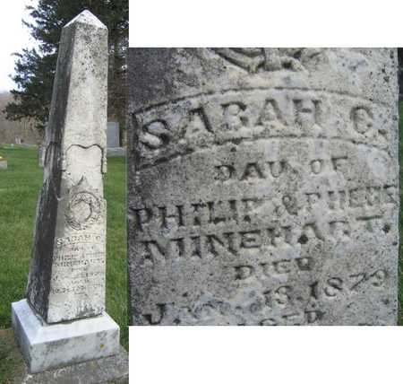 MINEHART, SARAH C. - Linn County, Iowa | SARAH C. MINEHART