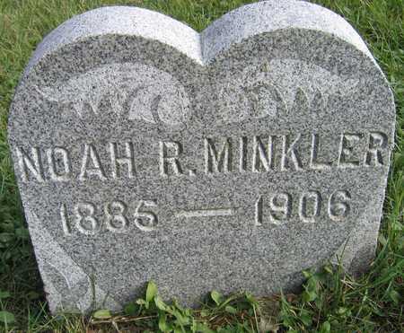 MINKLER, NOAH R. - Linn County, Iowa | NOAH R. MINKLER