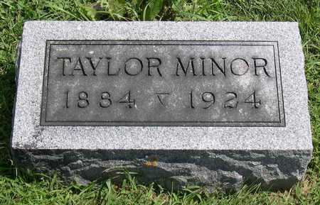 MINOR, TAYLOR - Linn County, Iowa | TAYLOR MINOR