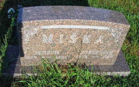 MISKA, JOSEPH - Linn County, Iowa | JOSEPH MISKA