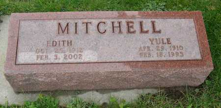 MITCHELL, EDITH - Linn County, Iowa | EDITH MITCHELL
