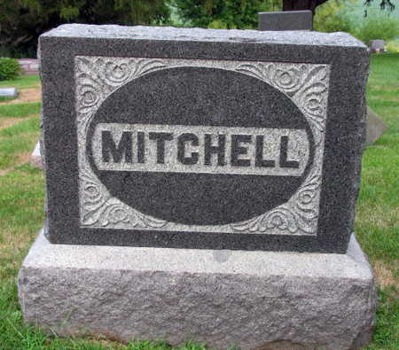 MITCHELL, FAMILY STONE - Linn County, Iowa | FAMILY STONE MITCHELL