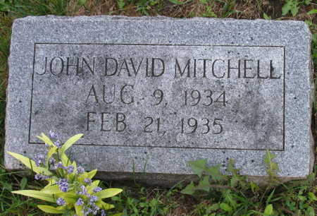 MITCHELL, JOHN DAVID - Linn County, Iowa | JOHN DAVID MITCHELL
