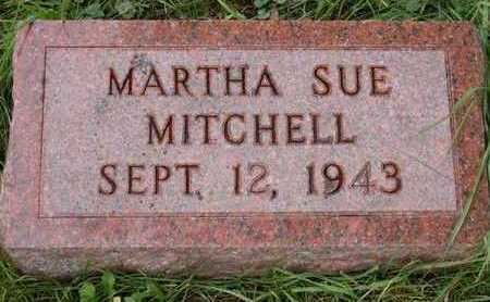 MITCHELL, MARTHA SUE - Linn County, Iowa | MARTHA SUE MITCHELL