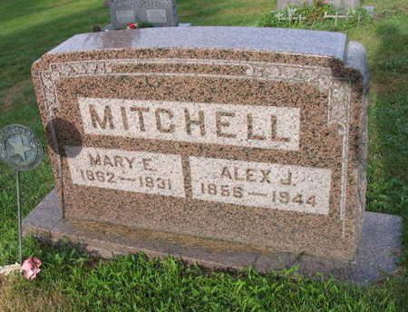 MITCHELL, MARY E. - Linn County, Iowa | MARY E. MITCHELL