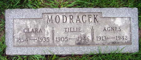 MODRACEK, TILLIE - Linn County, Iowa | TILLIE MODRACEK